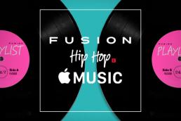 Fusion Hip Hop Playlist on Apple Music March '16