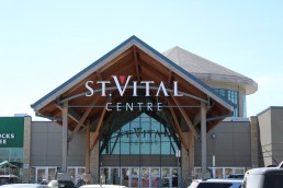 St Vital Centre