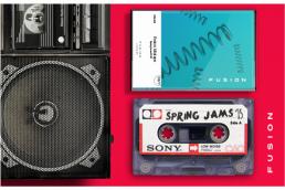Fusion Spring Mixtape '15